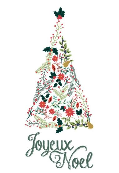 Décoration de noël Noel-joyeux