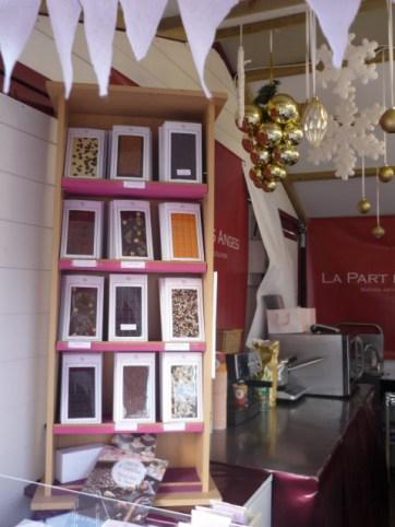 Les fêtes... les chocolats !