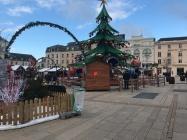 La ville du Mans habillée pour les fêtes !