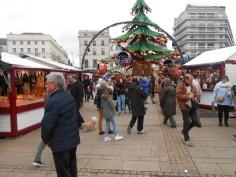 L'effervescence du Marché de Noël du Mans