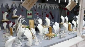 Bijoux au Marché de Noël du Mans