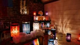 Lampe diffuseur de parfums: un cadeau original