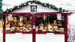 Spécialités basques au Marché de Noël du Mans